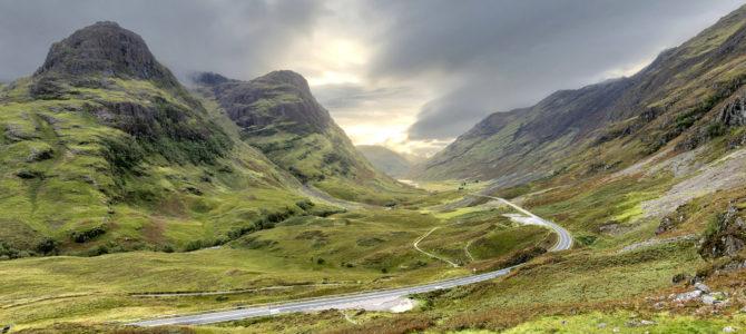 スコットランド周遊ツアー